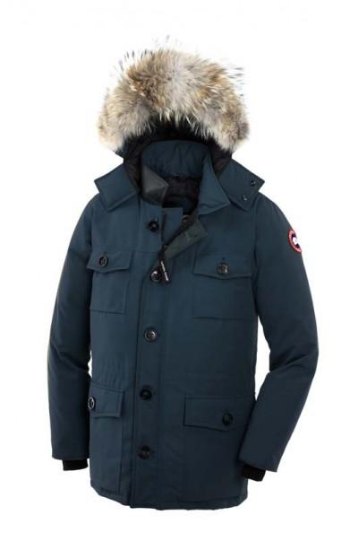 Canada Goose Menn Blå Banff Parka
