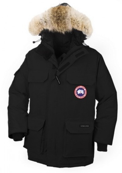 Canada Goose Expedition Parka Svart Herre
