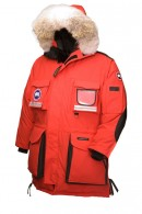 Canada Goose Menn Rød Snow Mantra Parka