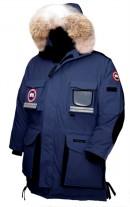 Canada Goose Menn Navy Snow Mantra Parka