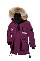 Canada Goose Snow Mantra Parka Berry Dame