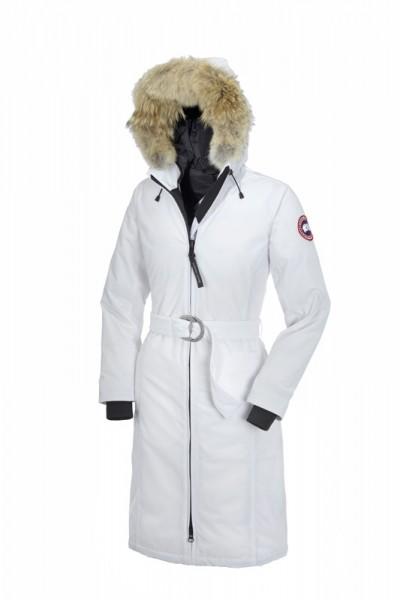 Canada Goose Whistler Parka Hvit Dame