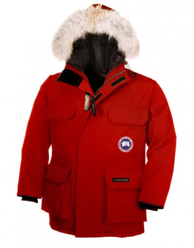 Canada Goose Expedition Parka Red Barn