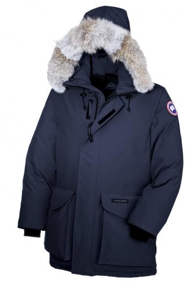 Canada Goose Menn Ontario Parka Navy