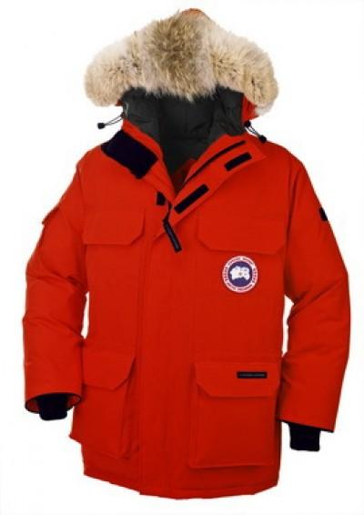 Canada Goose Expedition Parka rød Herre