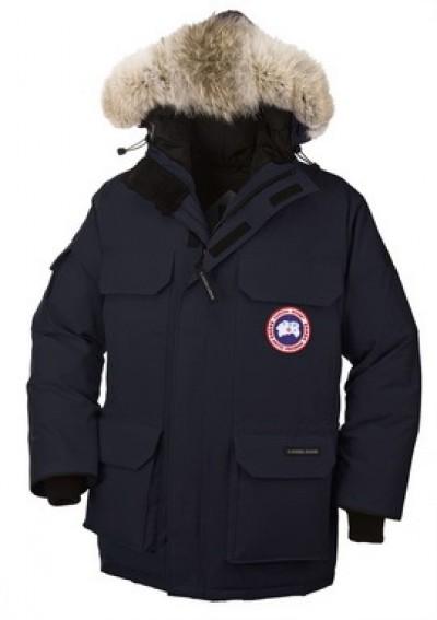 Canada Goose Expedition Parka Marine Herre