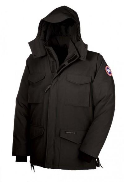 Canada Goose Constable Parka Svart Menn