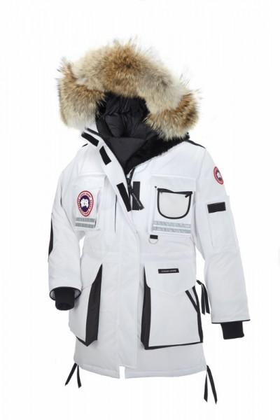 Canada Goose Snow Mantra Parka Hvit Dame