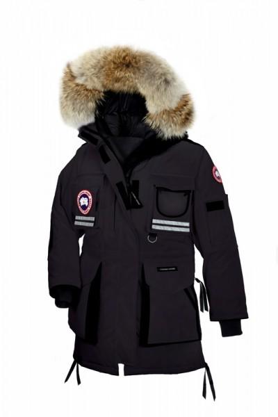 Canada Goose Snow Mantra Parka Svart Dame