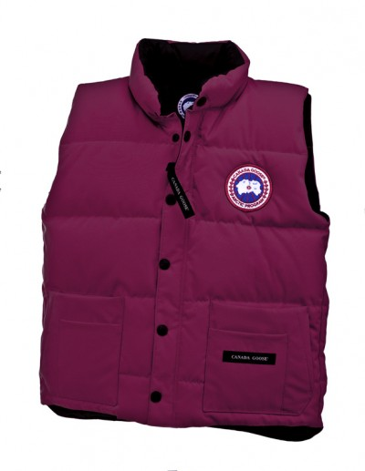 Canada Goose Freestyle Vest Berry Barn