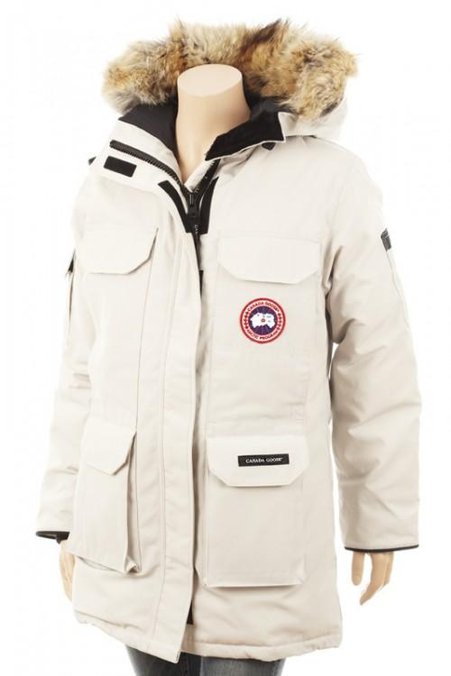 085f1753 Rabatterte Canada Goose Dame Sand Expedition Parka - Kvinners stil ...