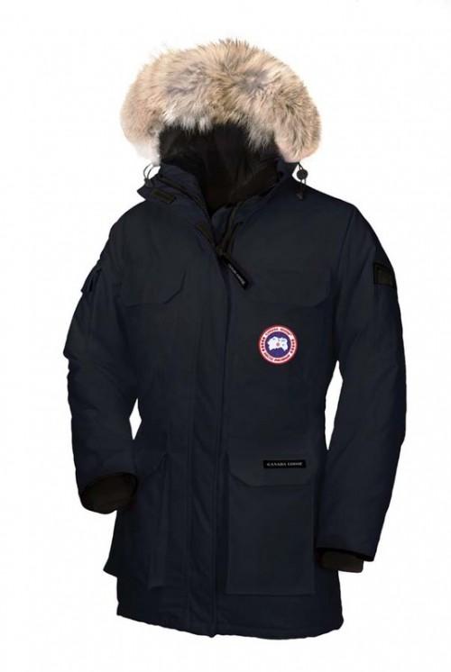 c4ef1446 Rabatterte Canada Goose Dame Svart Expedition Parka - Kvinners stil ...